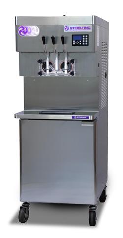 frozen yogurt machine repair